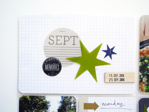 Create Share Love | ProjectLife September3c