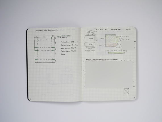 Create Share Love | Projects Notebook 3