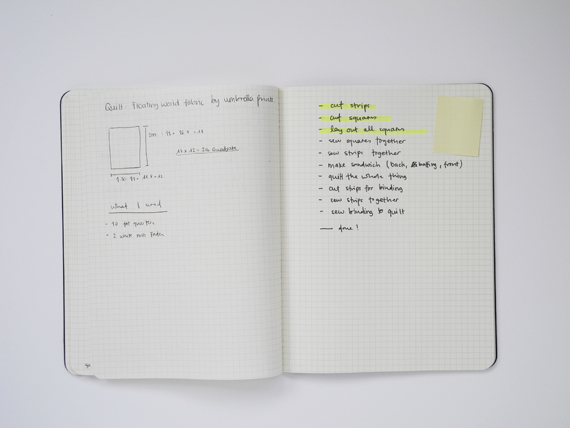 Create Share Love | Projects Notebook 10