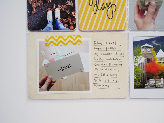 Create Share Love | ProjectLife October3d