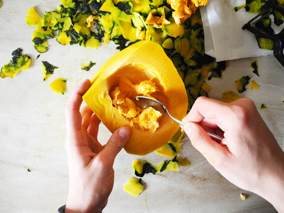 Create Share Love | Pumpkin Puree 3