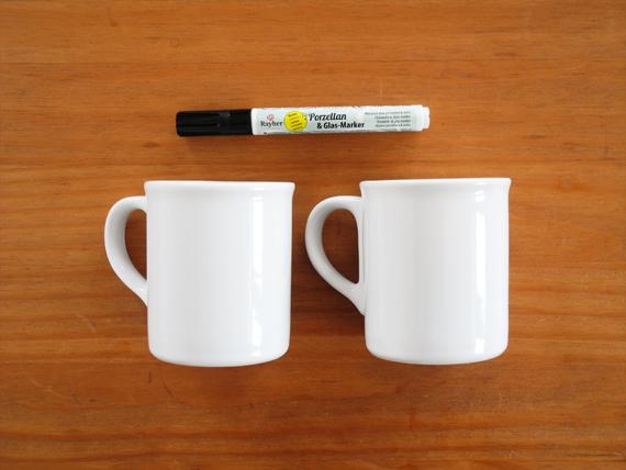 Create Share Love | Painted mug 1
