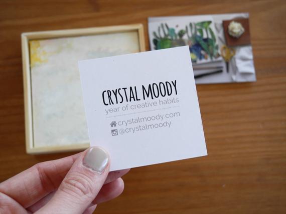 Create Share Love   Supporting Handmade Crystal Moody 3