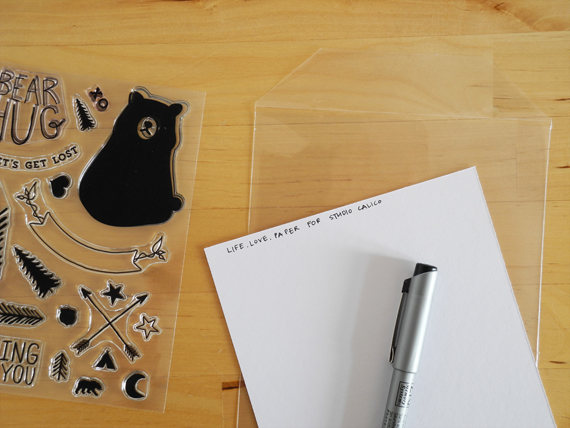 Create Share Love | Organize Your Clear Stamps 6