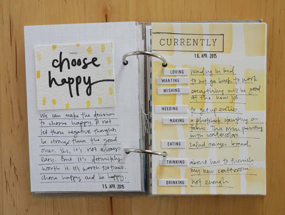 Create Share Love | Details MiniBook Update 9