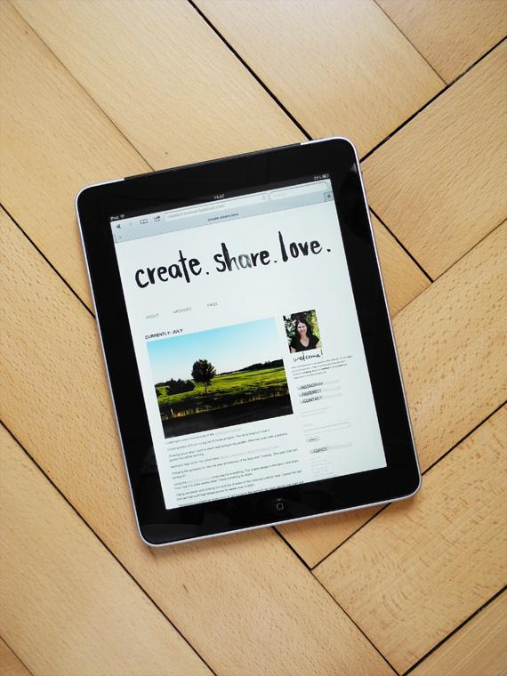 Create Share Love   Blog Anniversary 1