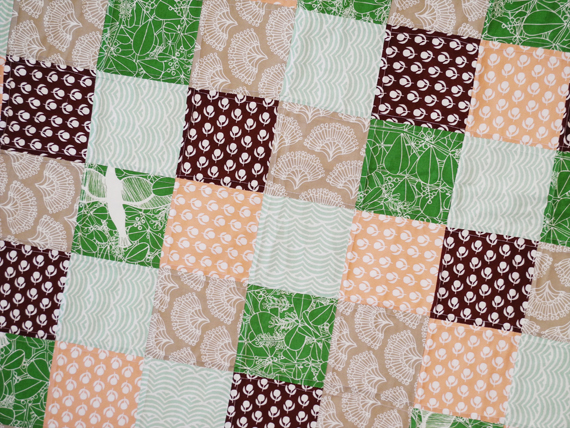 Create Share Love | Umbrella Prints Quilt 3