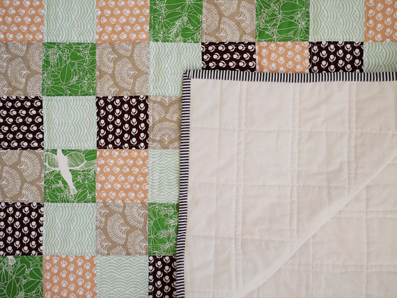 Create Share Love | Umbrella Prints Quilt 4