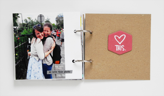 Create Share Love | Minialbum Paris 18