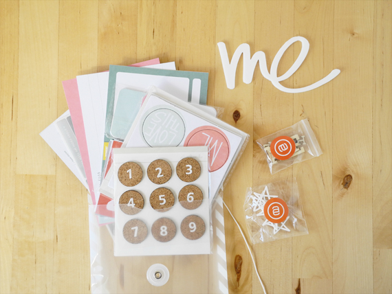 Create Share Love | story kit