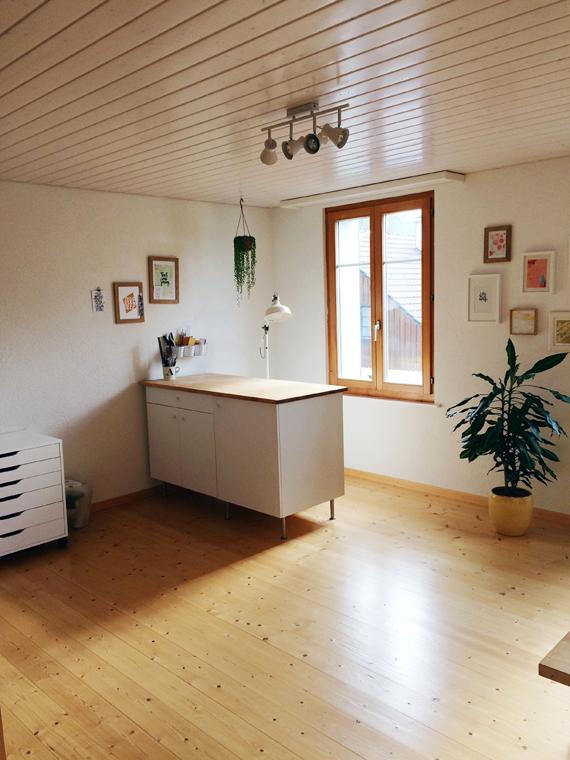 Create Share Love   Craft Room - Work Room Update3