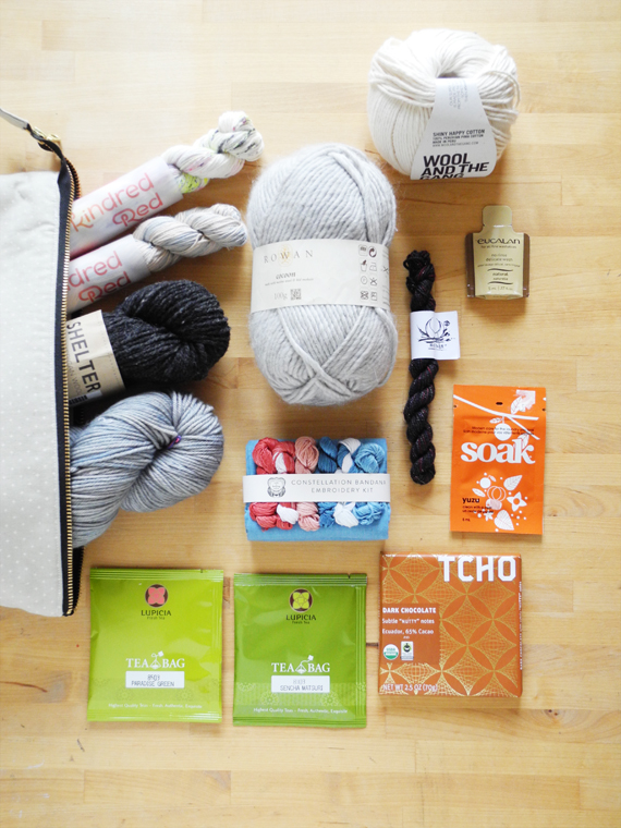 Create Share Love | FibreShare April 2017 The Package I Received