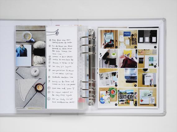 Create Share Love   Personal Project Life® Album 2017_June3