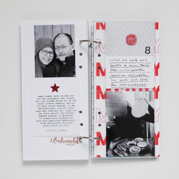 Create Share Love   December Daily Album 2017_Day 8