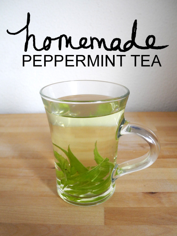 Create Share Love | Peppermint Tea 1