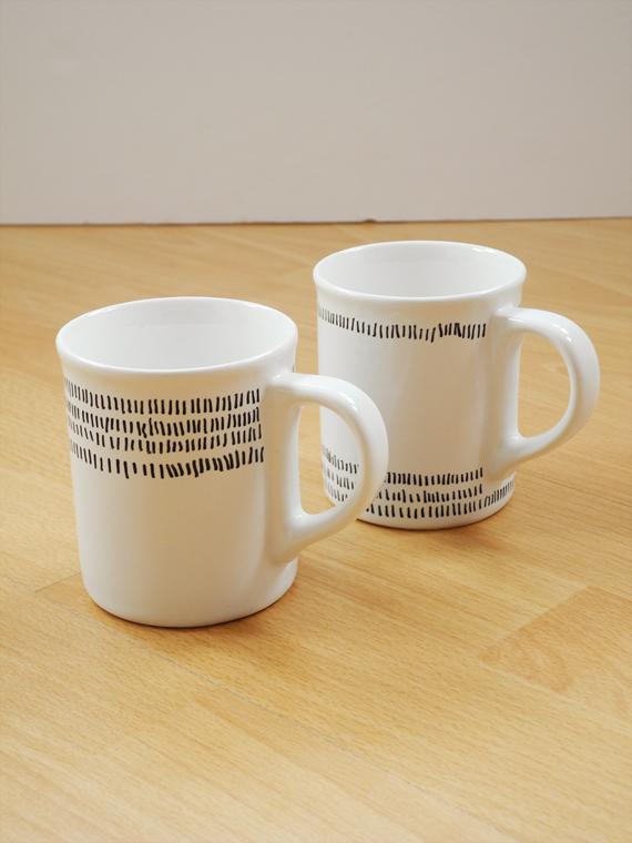Create Share Love | Painted mug 5