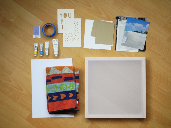 Create Share Love | DIY Screen Printing 11