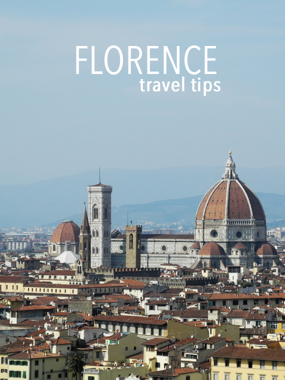 Create Share Love | Florence Travel Tips 1