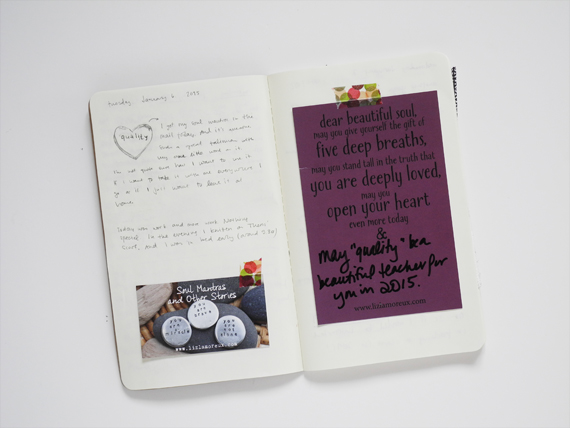 Create Share Love | Stories Notebook 2