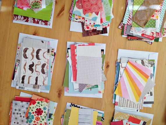 Create Share Love   Paper Packs 2