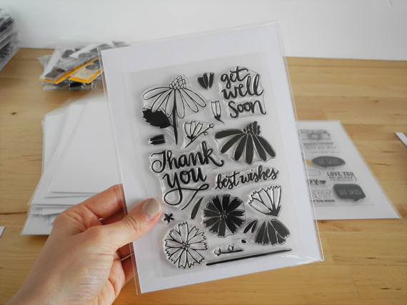 Create Share Love | Organize Your Clear Stamps 5