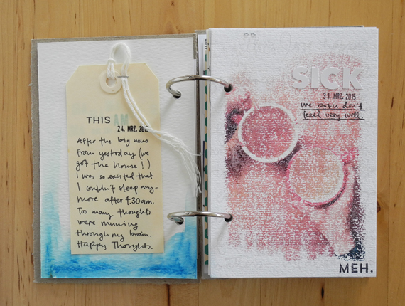 Create Share Love | Details MiniBook Update 3