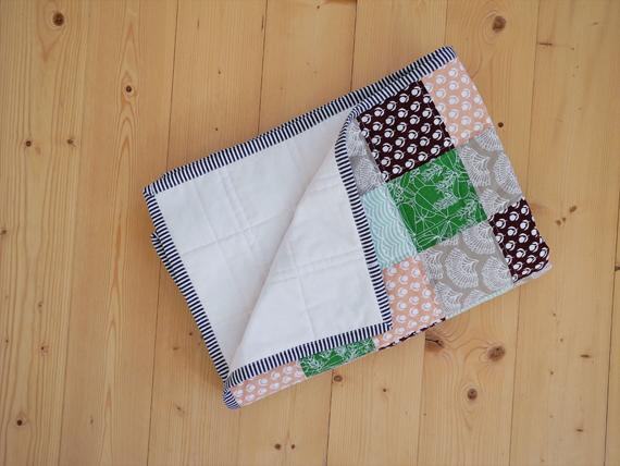 Create Share Love   Umbrella Prints Quilt 1