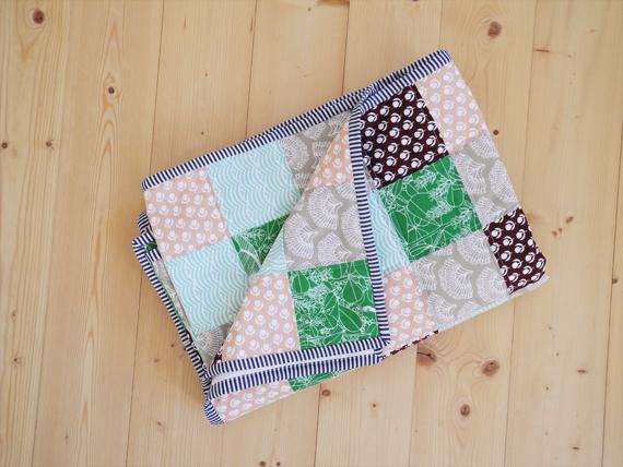 Create Share Love   Umbrella Prints Quilt 2