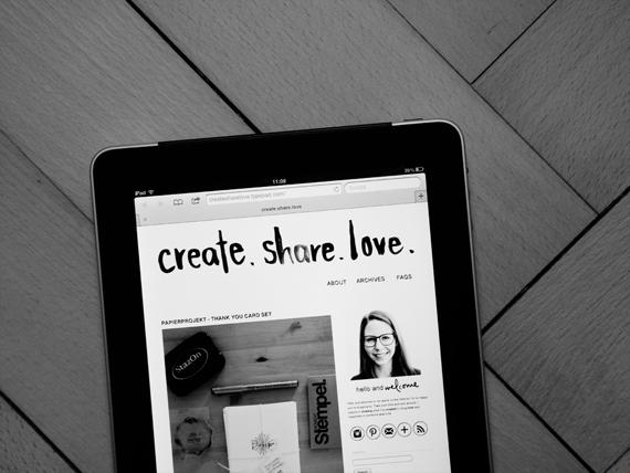 Create Share Love | Currently November 2015