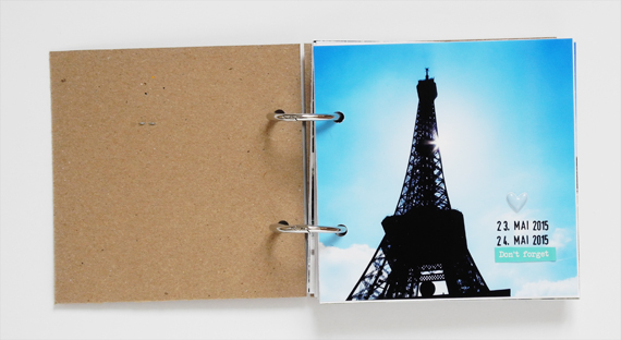 Create Share Love | Minialbum Paris 2