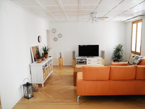 Create Share Love | living room tour 4