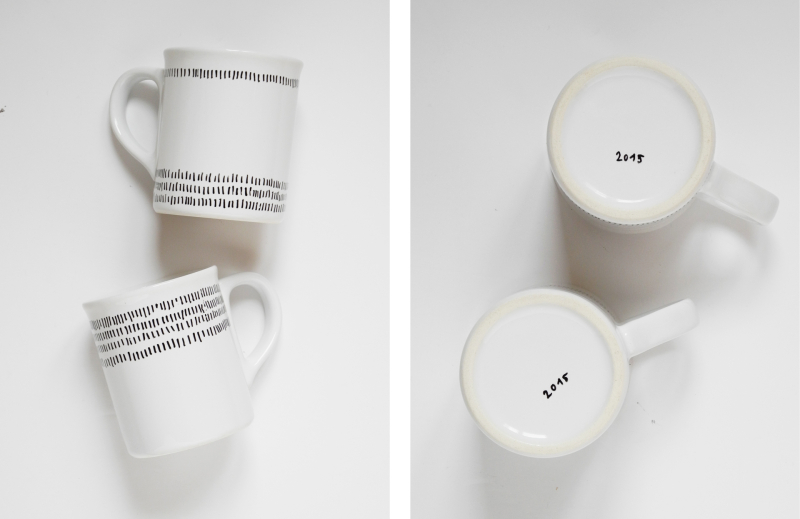 Create Share Love   painted mugs