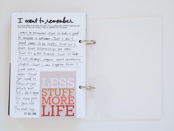 Create Share Love | One Little Word® 2016 LIGHT December 2