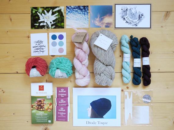 Create Share Love   FibreShare April 2017 The Package I Sent