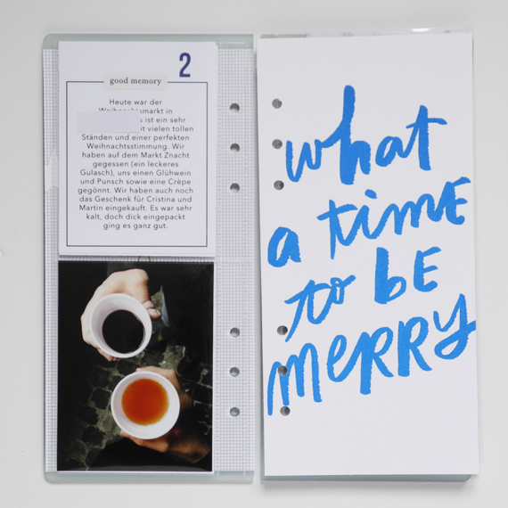 Create Share Love   December Daily Album 2017_Day 2