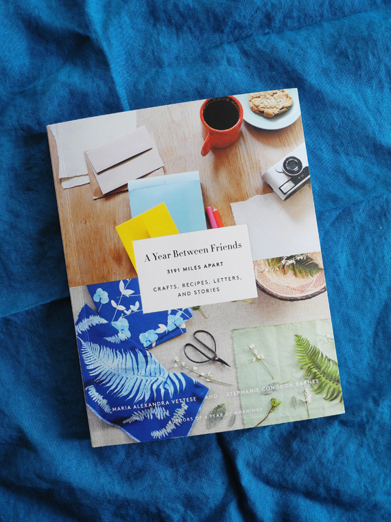 Create Share Love   Projects from the book A Year Between Friends