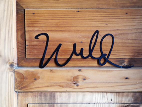 Create Share Love | One Little Word 2018 Wild_1