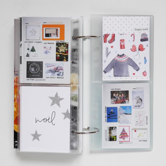 Create Share Love   December Daily Album 2017_ChristmasCards