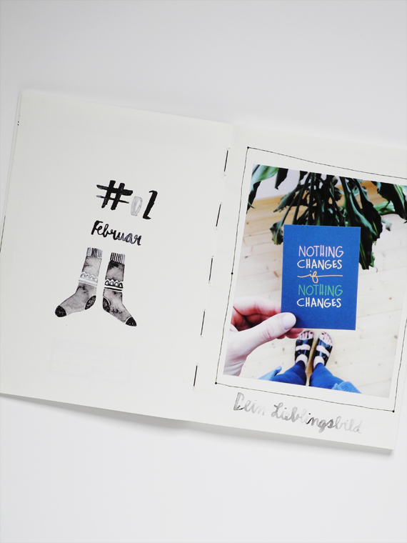 Create Share Love | Yearbook_Jahrbuch_February