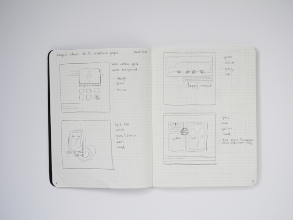 Create Share Love | Projects Notebook 2