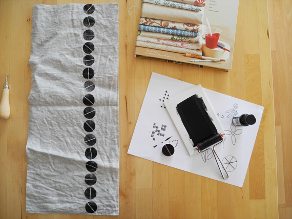 Create Share Love | Printing on Fabric 5