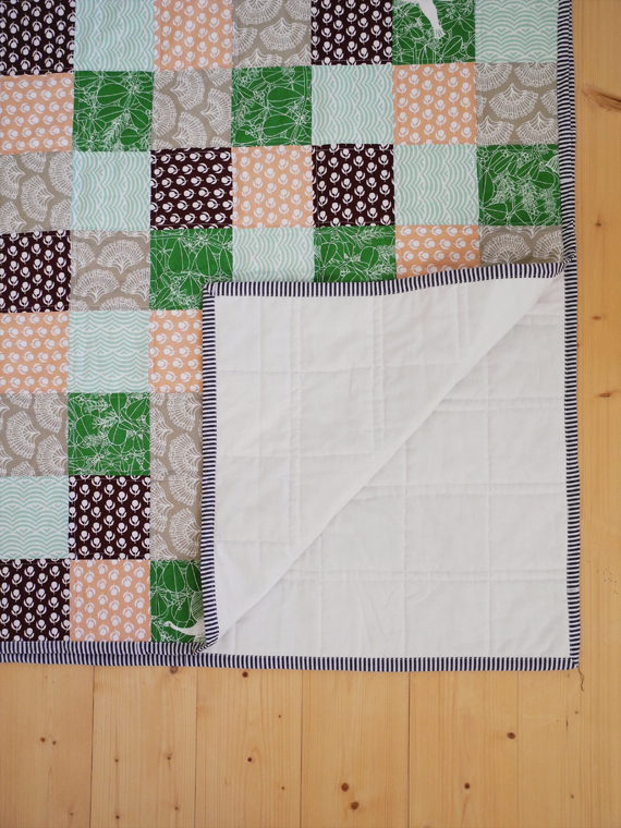 Create Share Love | Umbrella Prints Quilt 5