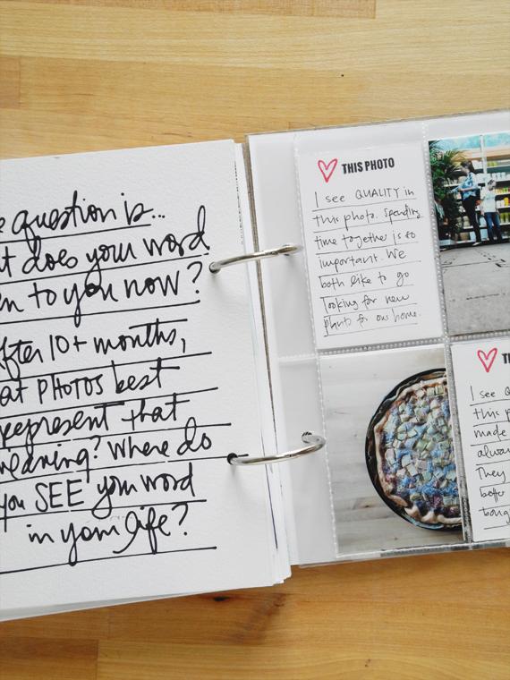 Create Share Love   One Little Word Quality November 1