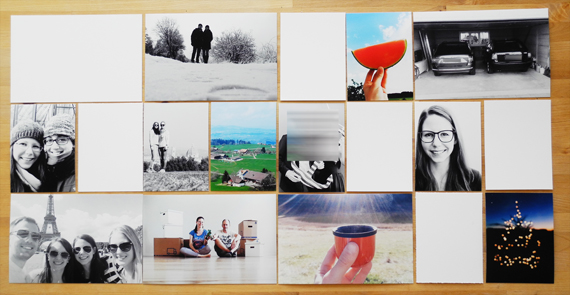 Create Share Love | Papierprojekt Moment Stempel Best Of... Project Life Spread 2