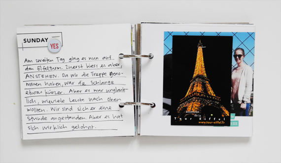 Create Share Love | Minialbum Paris 11