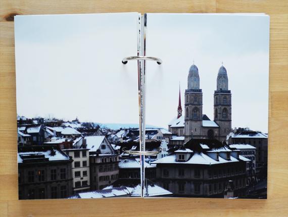 Create Share Love | PAPIERPROJEKT Moment-Stempel Minialbum Zurich 11