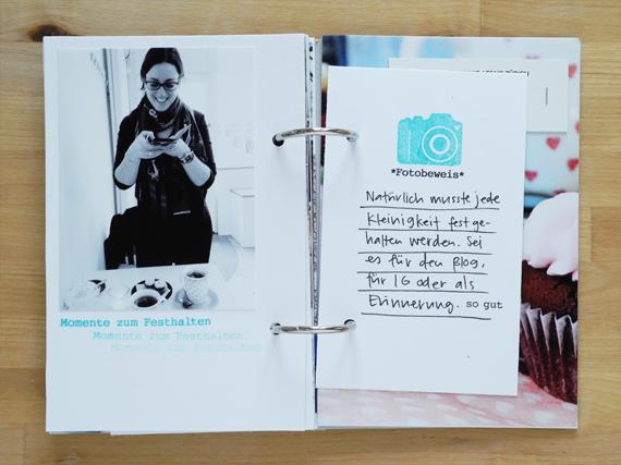 Create Share Love | PAPIERPROJEKT Moment-Stempel Minialbum Zurich 14