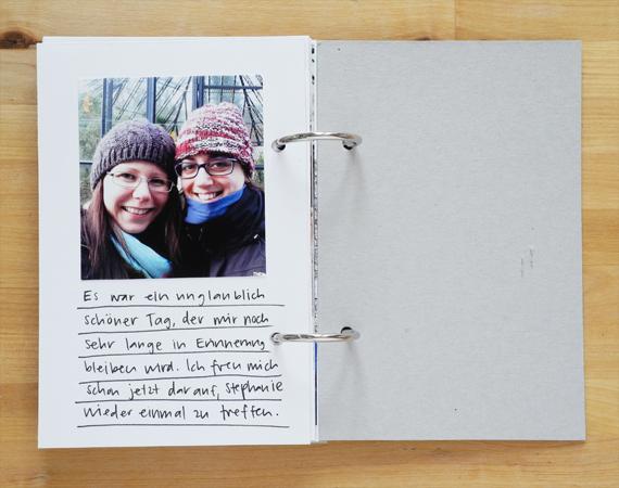 Create Share Love | PAPIERPROJEKT Moment-Stempel Minialbum Zurich 16