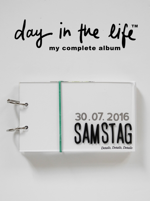 Create Share Love | Day in the Life Album July 2016