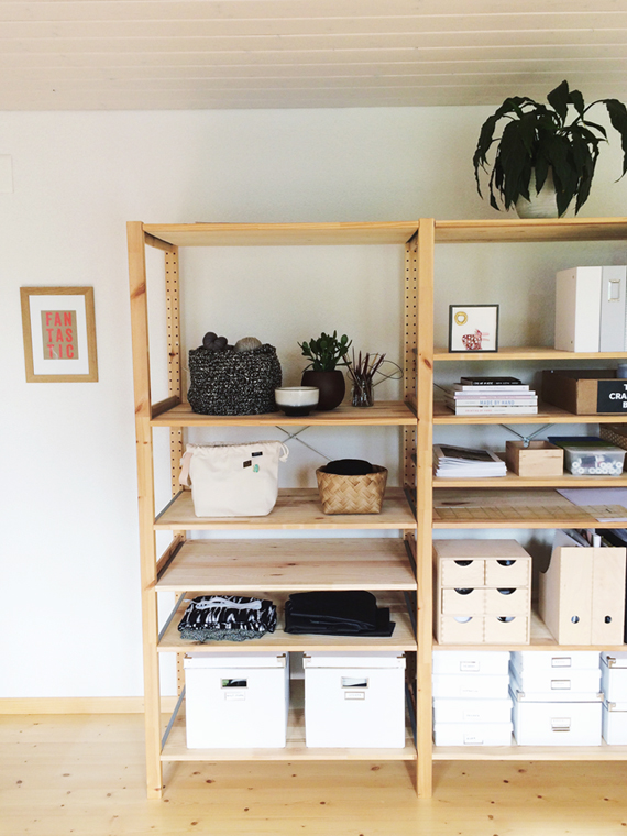 Create Share Love   Craft Room - Work Room Update